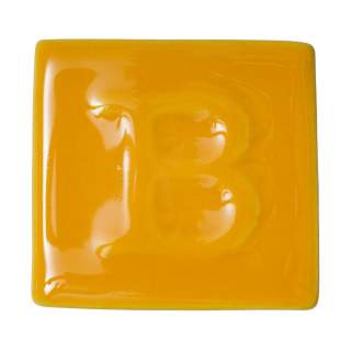 Bright Yellow Glaze BOTZ 9349