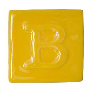 Canary Yellow Glaze BOTZ 9379